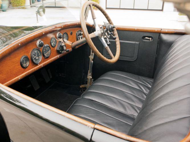 1927 Rolls Royce Phantom-I Brougham-de-Ville Phantom Binder Brougham de Ville luxury retro wallpaper