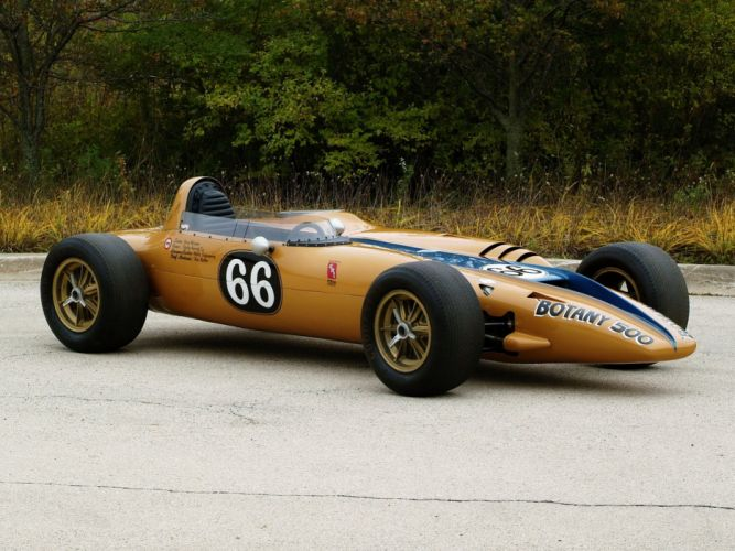 1968 Shelby Turbine Indy 500 race racing classic wallpaper
