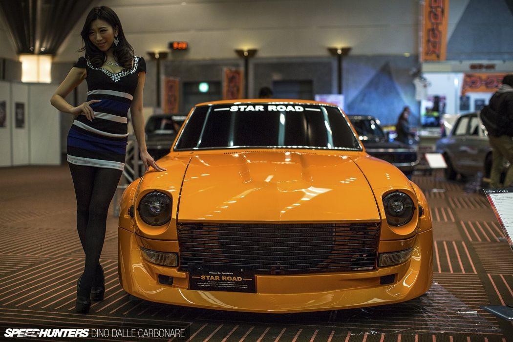 Datsun S30 tuning wallpaper