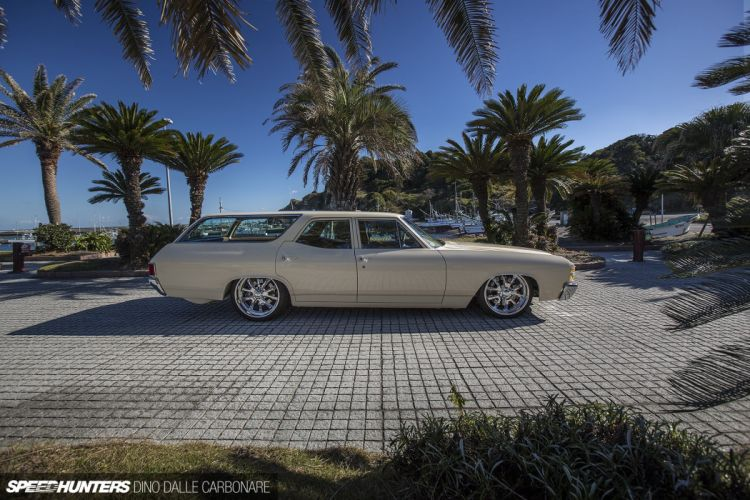 Chevrolet Chevelle stationwagon hot rod rods muscle classic tuning lowrider wallpaper