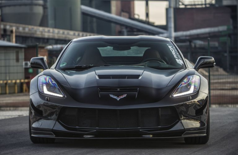 Prior Design PDR700 Widebody Kit Corvette Stingray coupe cars tuning wallpaper