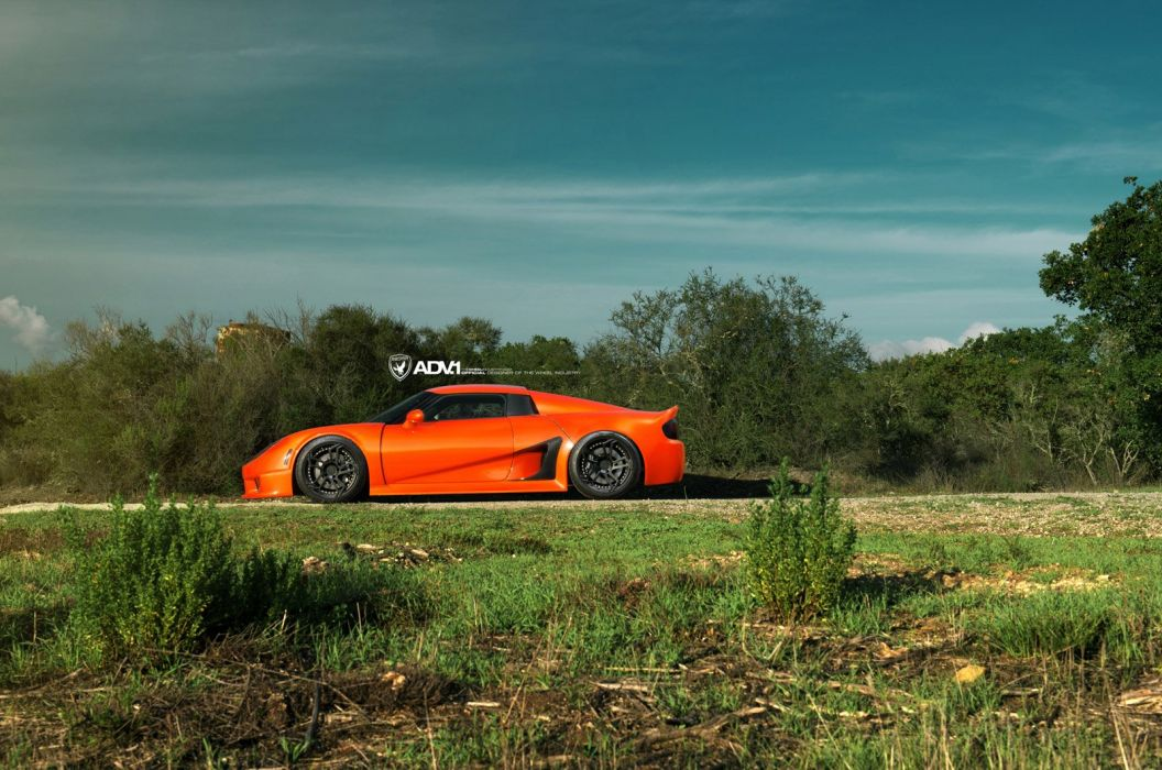 2014 ADV1 Tuning wheels supercars cars ROSSION Q 1 wallpaper