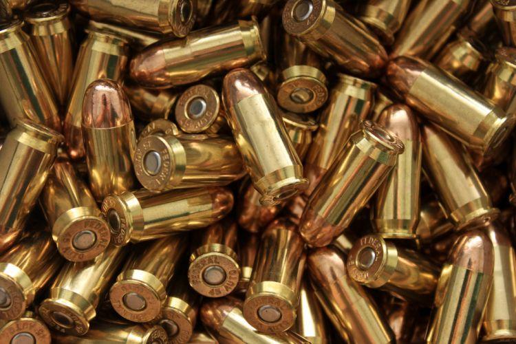 cartridge bullet weapon macro ammo bokeh wallpaper
