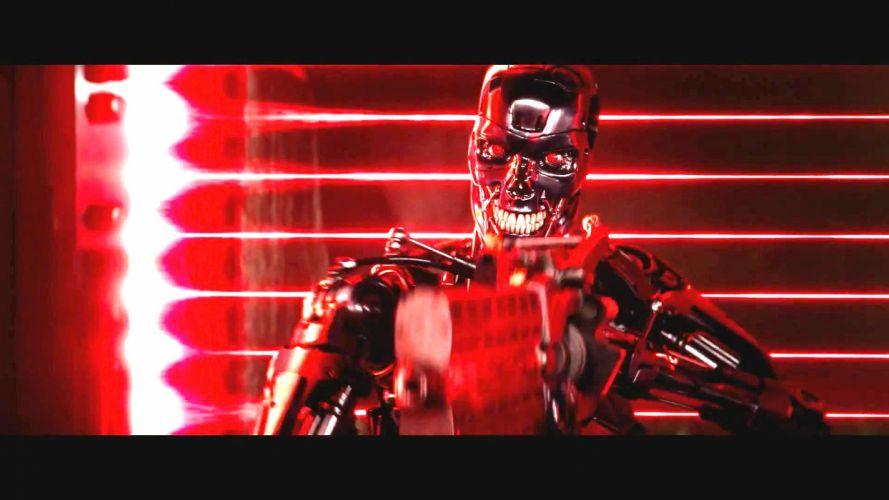 TERMINATOR GENISYS sci-fi action robot cyborg futuristic genesis adventure 1genisys warrior wallpaper