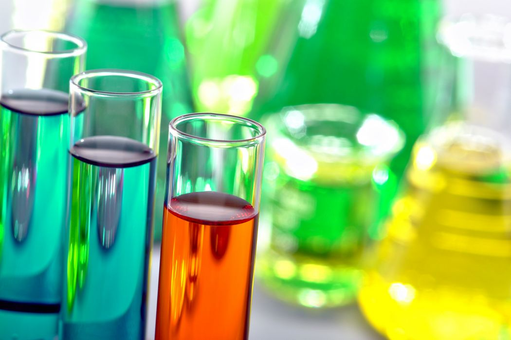 Test Tube Abstract Abstraction Cylinder Tubes Glass Bokek Medical Vials Chemistry Biology