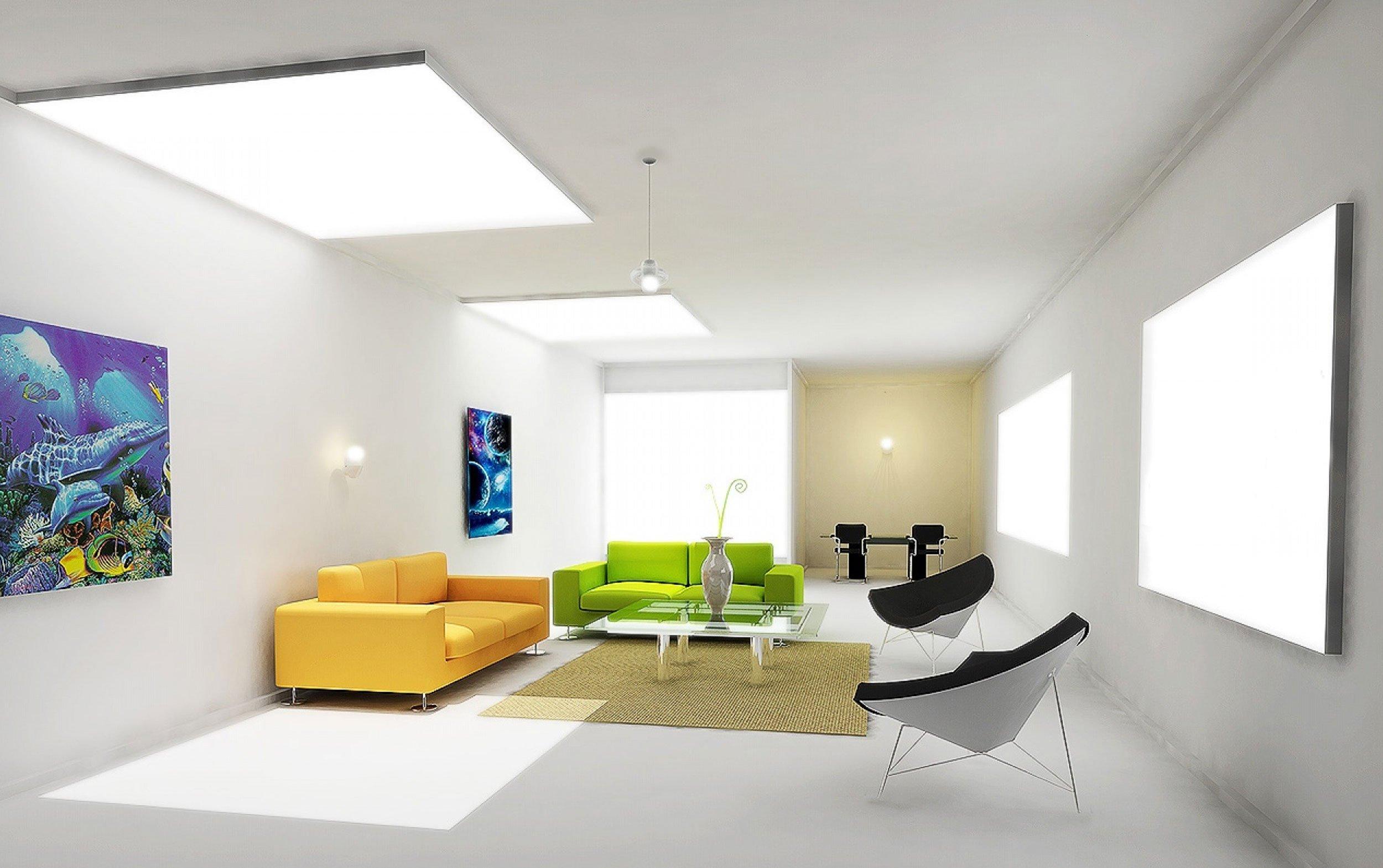 Apartment condominium condo interior design room house home ...