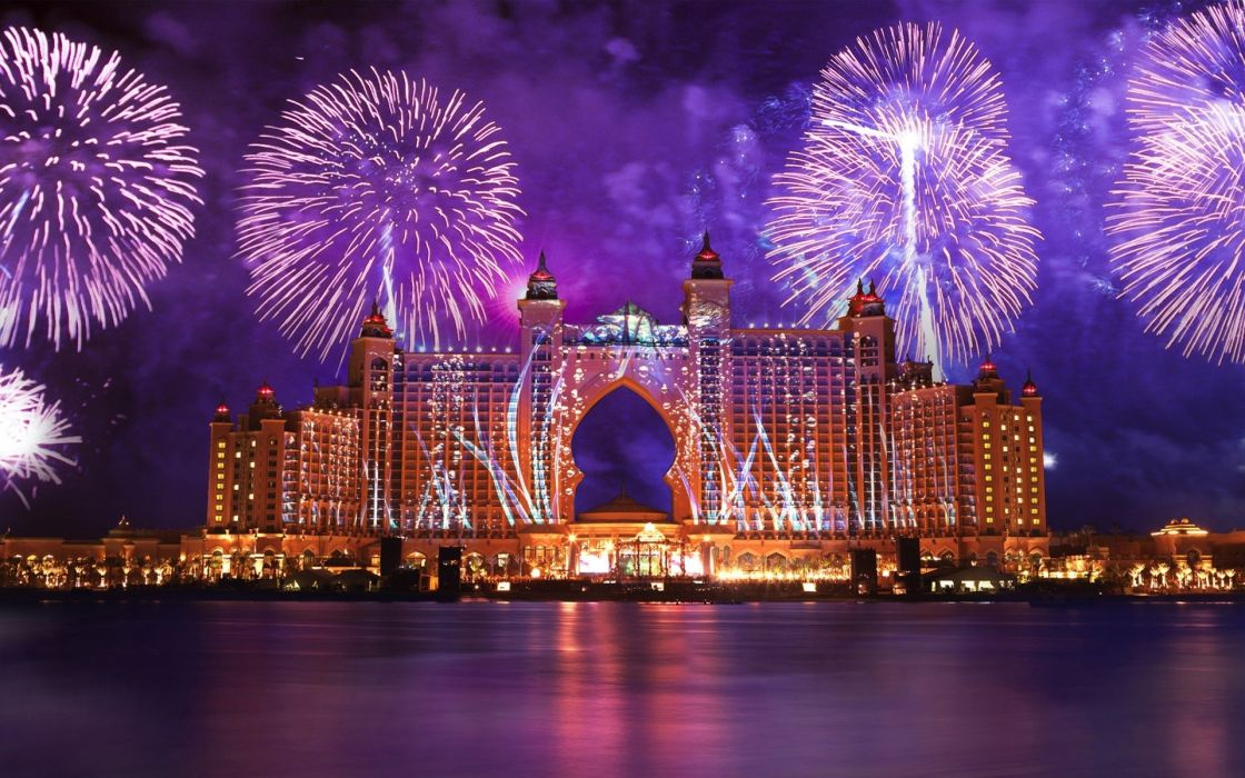 Atlantis Hotel Dubai wallpaper