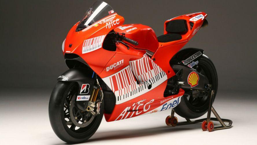 Ducati Sports Bikes wallpaper