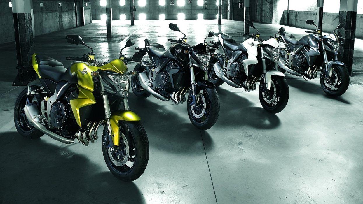 Honda Bikes wallpaper