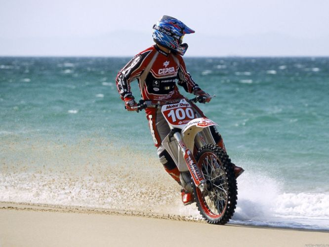 Motocross Bike Motorcycle Racing wallpaper