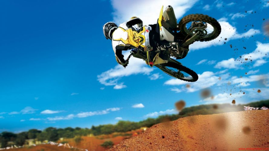 Dirt Bike 2 wallpaper