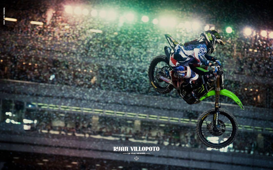 Stunt Bike wallpaper