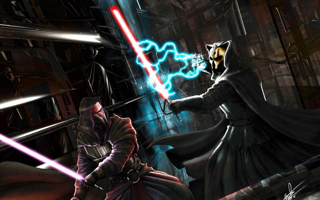 star wars lightsabers darth revan wallpaper