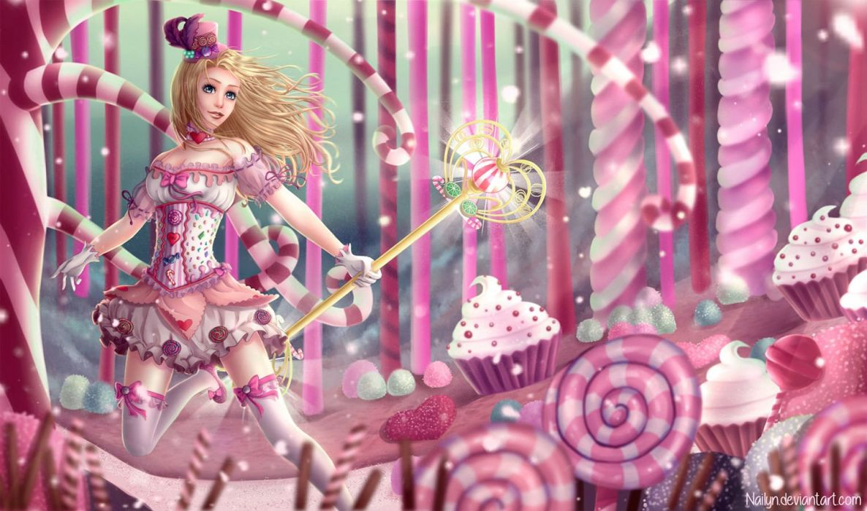 candy lollipop nailyn oeiginal wallpaper