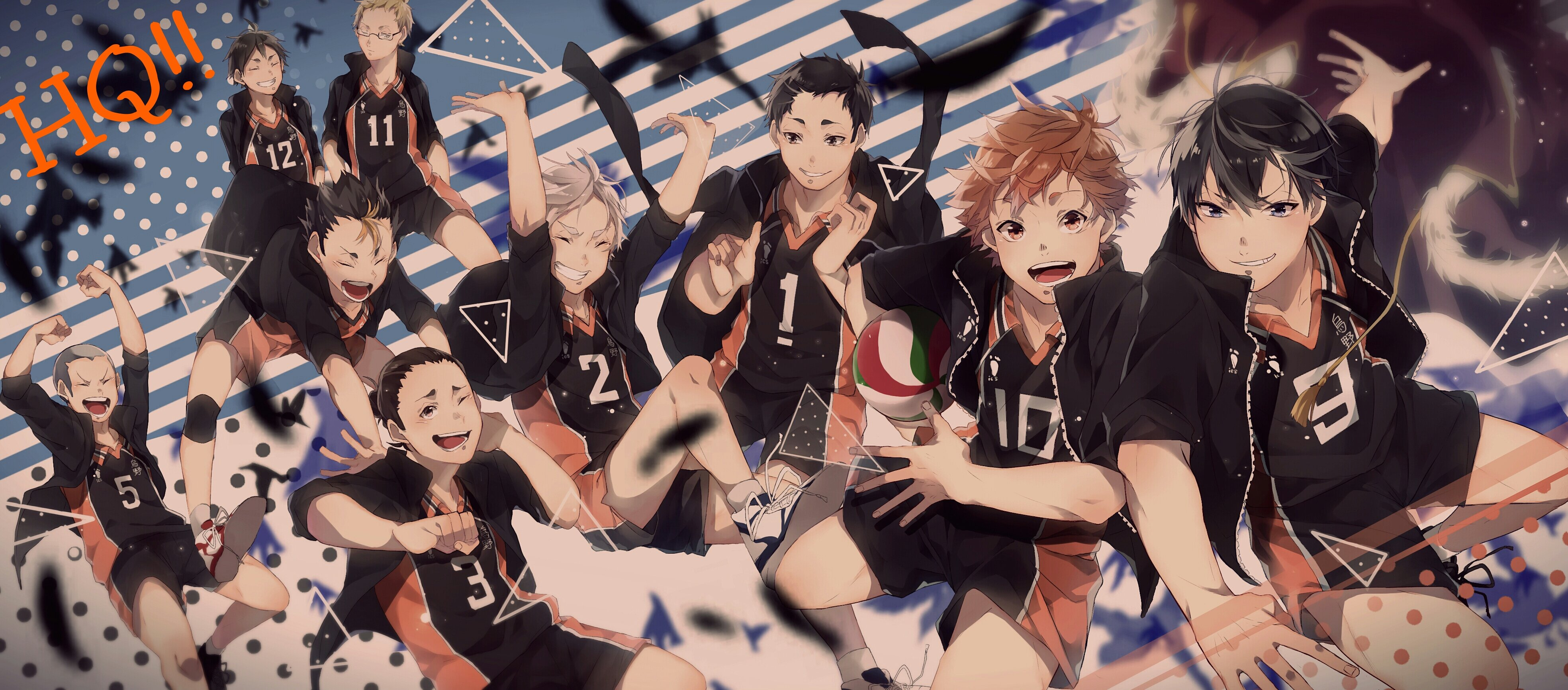 Haikyuu Nishinoya Wallpaper