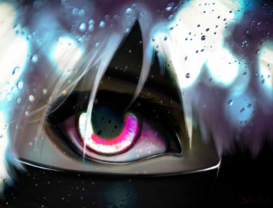 kaneki ken red eyes tokyo ghoul wallpaper