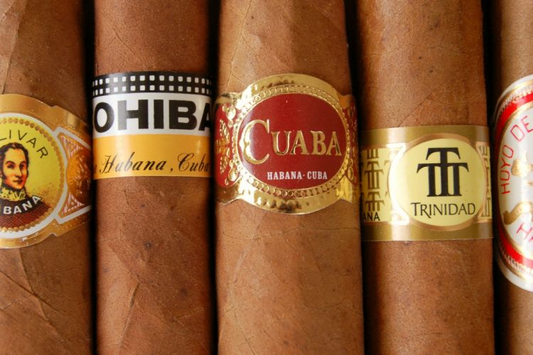 CIGARS cigarette tobacco bokeh smoke smoking cigar wallpaper