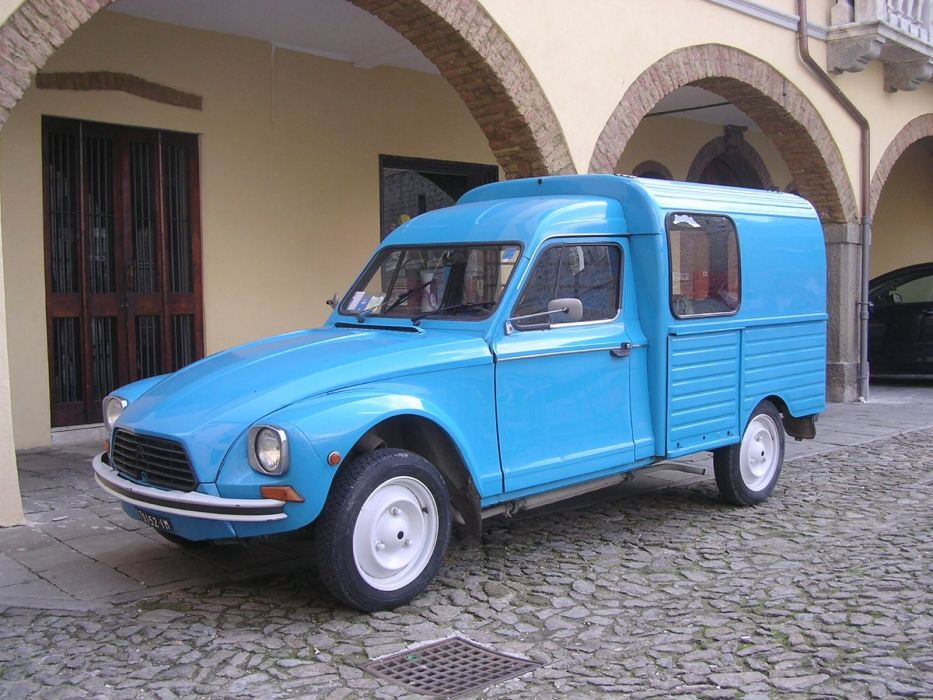 acadiane Citroen classic cars french delivery wallpaper