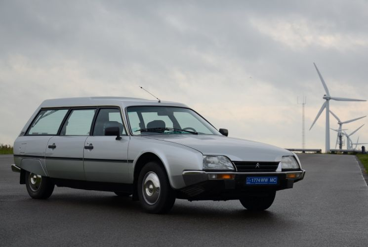 CX cars Citroen classic delivery french WAGON wallpaper