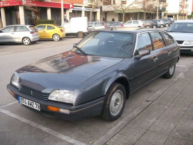 CX cars Citroen classic delivery french wallpaper