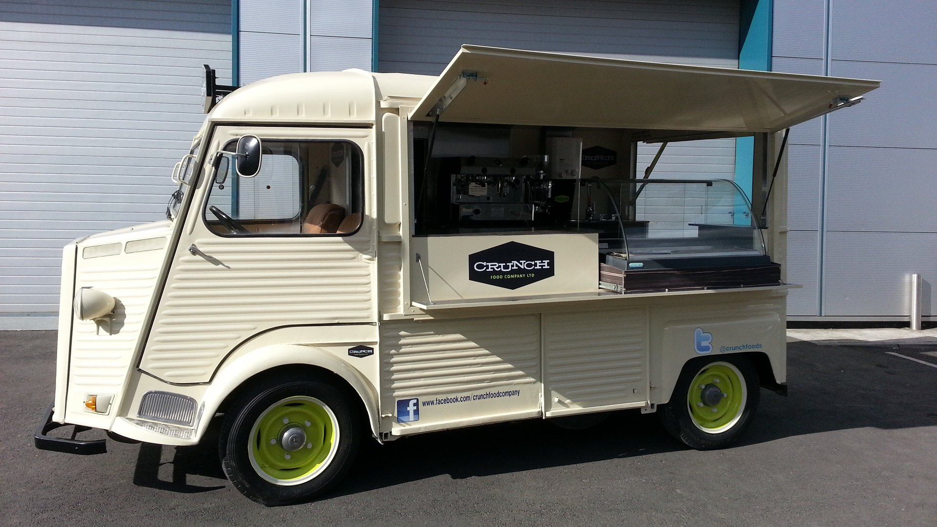 citroen type h classic cars french fourgonnette truck van. Black Bedroom Furniture Sets. Home Design Ideas