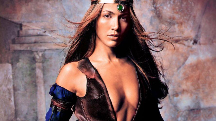 SENSUALITY - Jennifer Lopes actress movie wallpaper