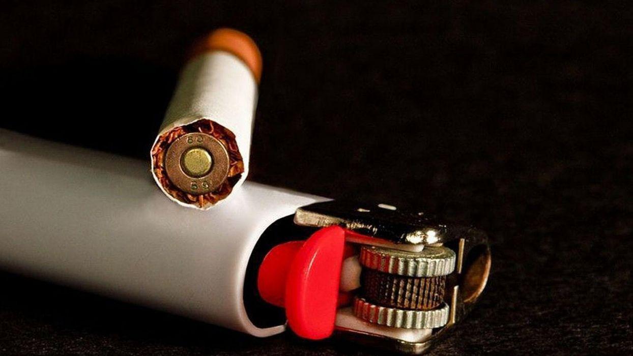 cigarette smoke smoking cigarettes tobacco cigars cigar poster ammo ammuntion wallpaper
