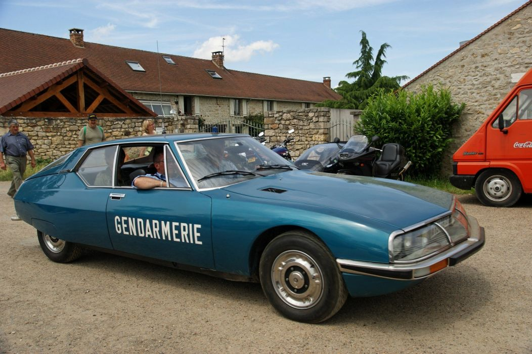 1971 Citroen classic s m cars french wallpaper