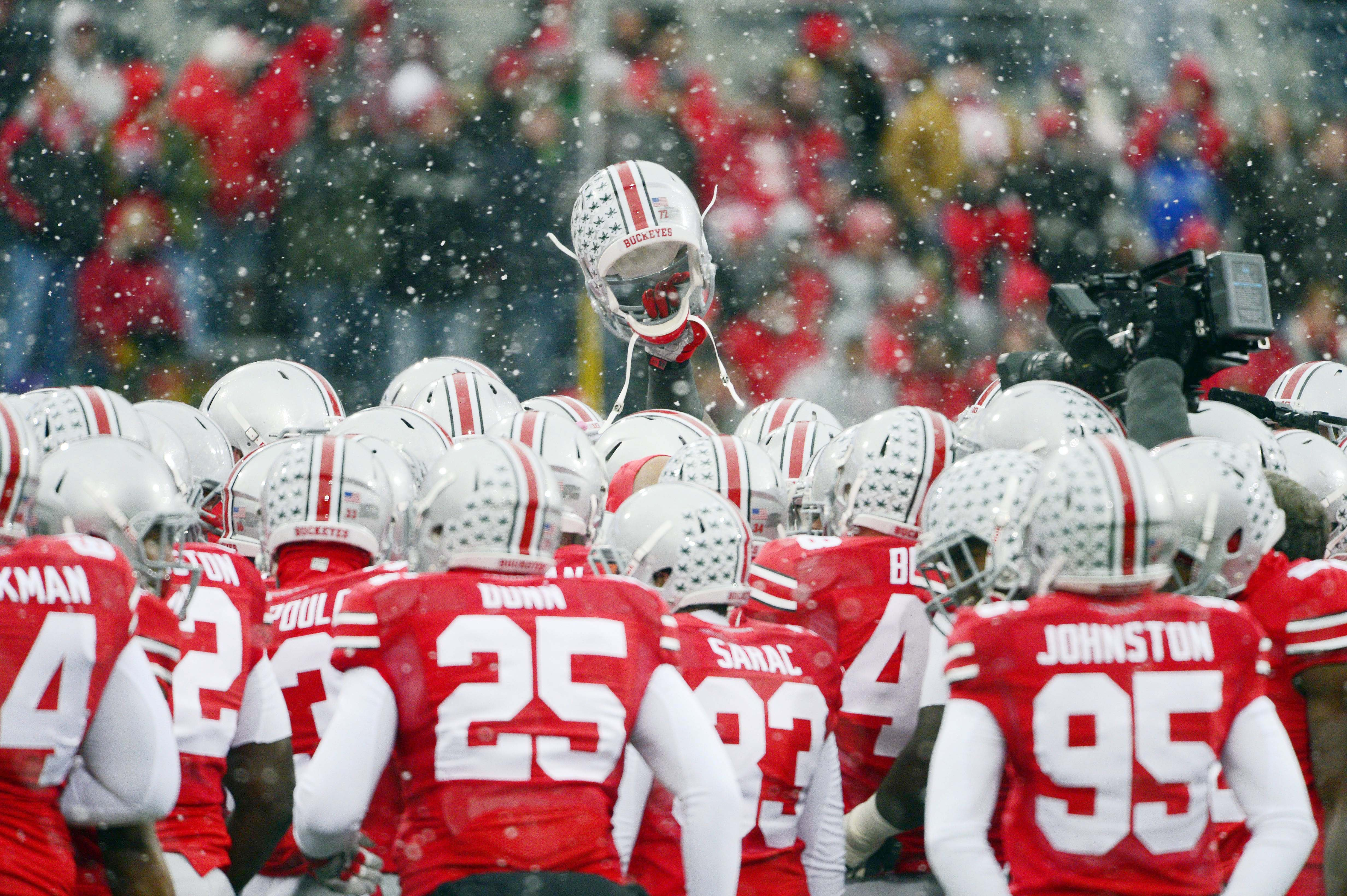 OHIO STATE BUCKEYES college football poster wallpaper ...