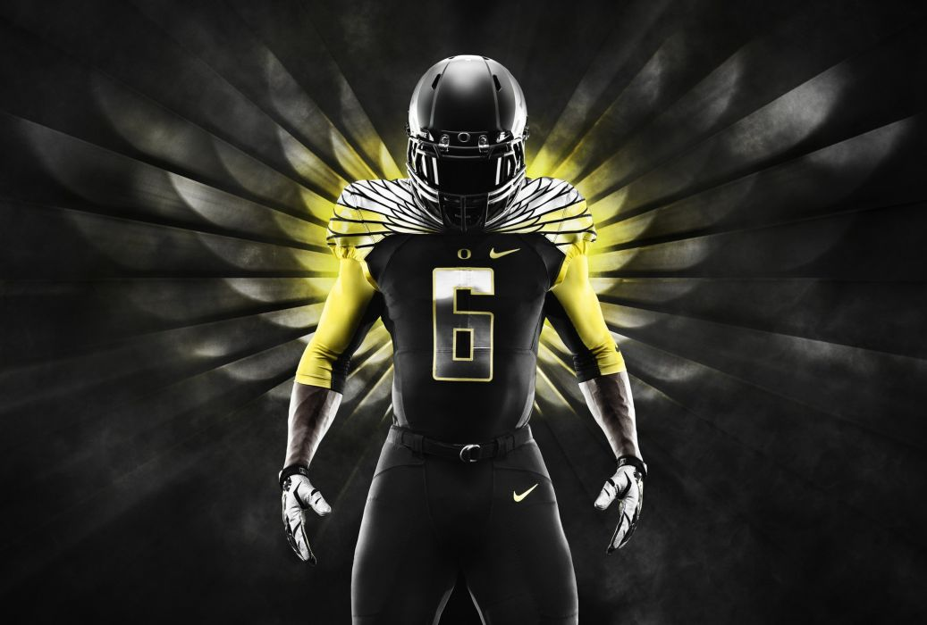 Oregon Ducks College Football Duck Wallpaper 2048x1382