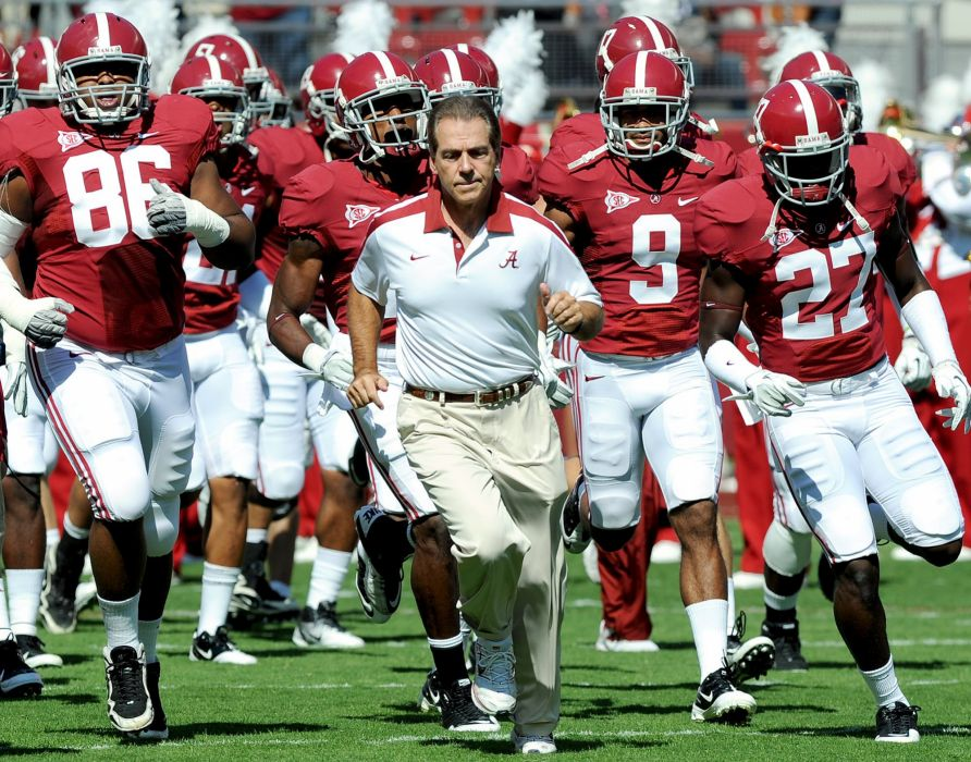 ALABAMA CRIMSON TIDE college football wallpaper