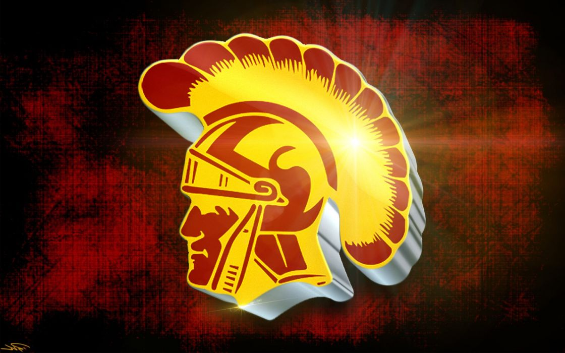 USC TROJANS college football wallpaper