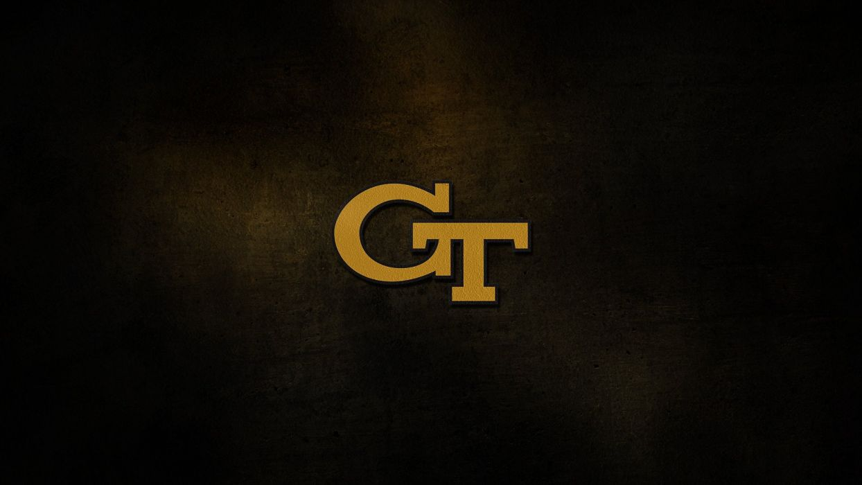 GEORGIA TECH Yellow Jackets college football wallpaper