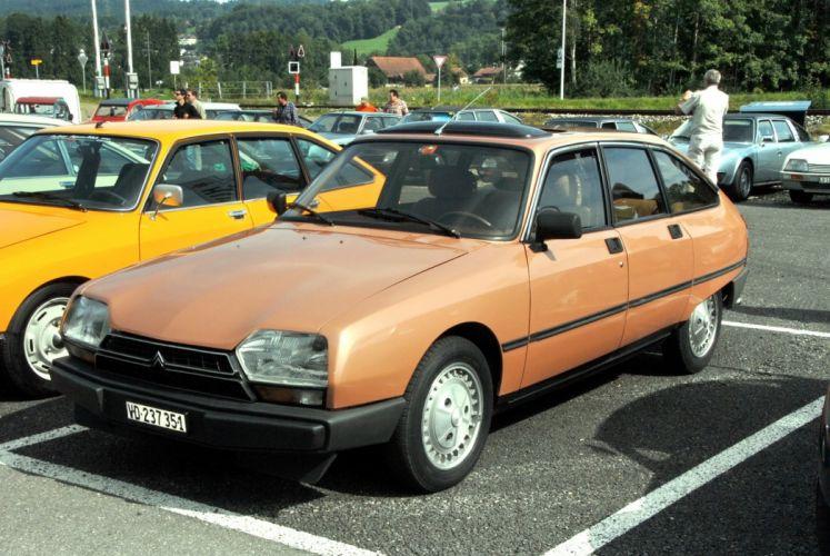 cars g s gsa avant classic french wallpaper