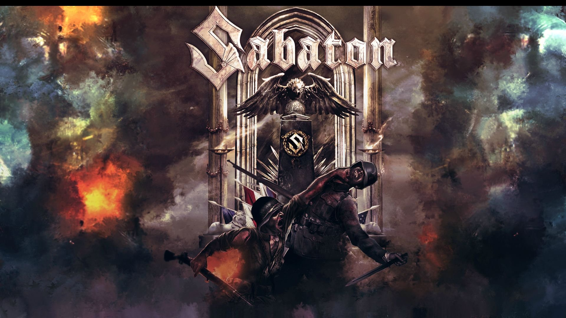 sabaton the art of war x up