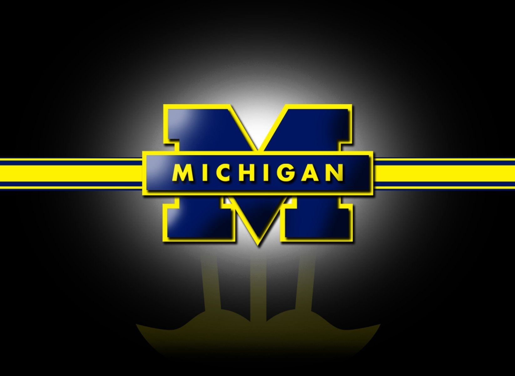 Awesome Michigan Wolverines Wallpaper: MICHIGAN WOLVERINES College Football Wallpaper