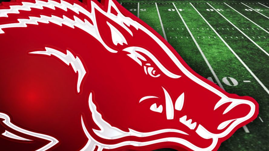 ARKANSAS RAZORBACKS college football wallpaper