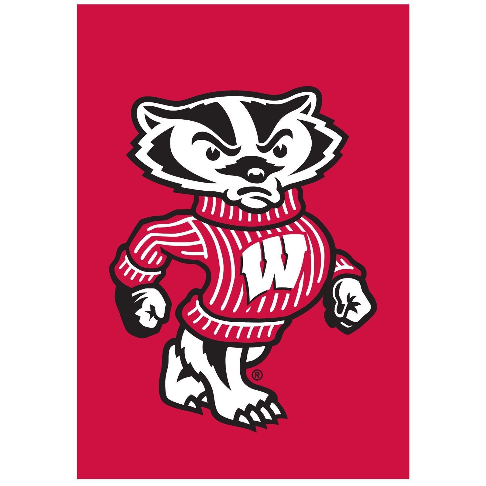 wisconsin badgers college football wallpaper 1600x1600
