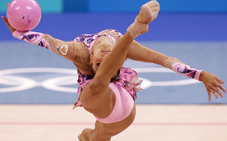 Художественная гимнастика фото ню 11 фотография