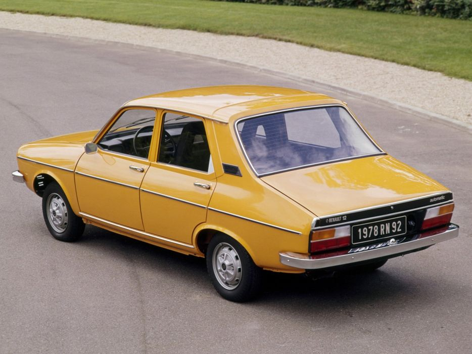 Cars classic french renault 12 r12 classic cars french wallpaper ...