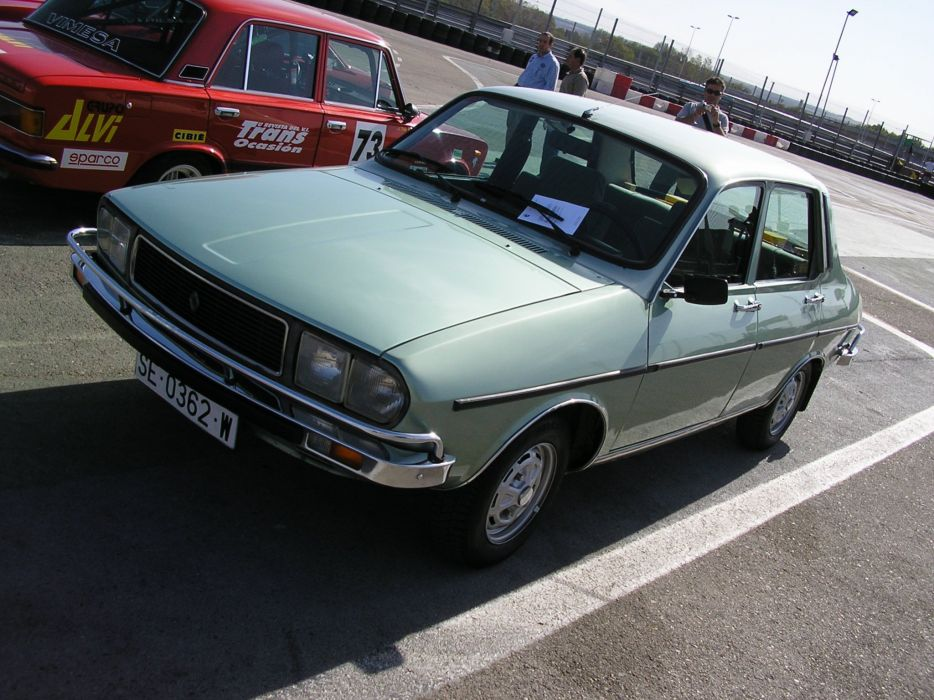 cars classic french renault 12 r12 classic cars french wallpaper