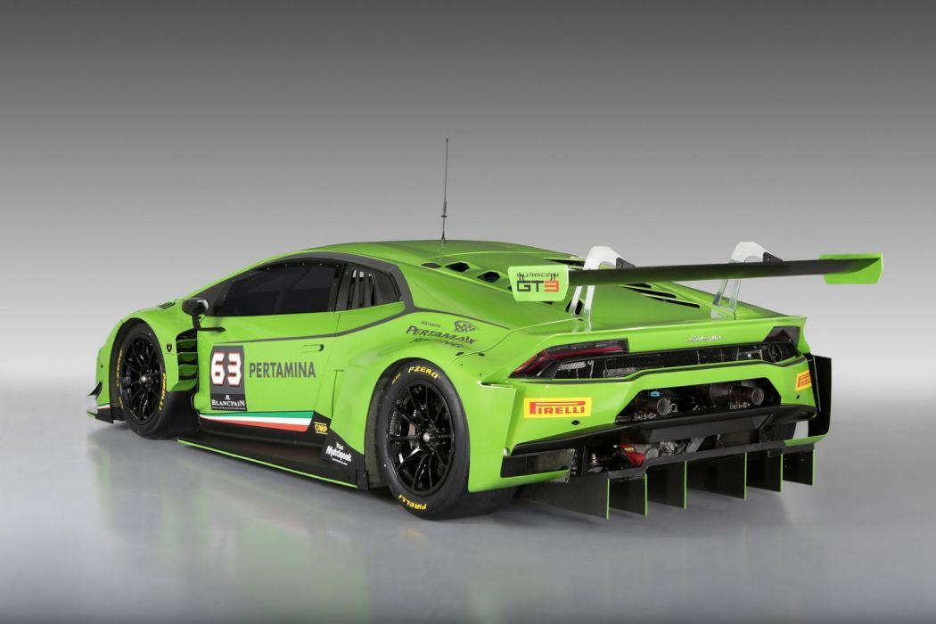 Lamborghini Huracan GT3 cars sporcars italia wallpaper