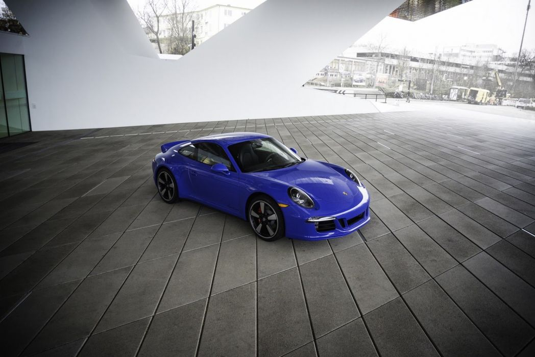 Limited Edition Porsche 911 GTS Club Coupe cars wallpaper