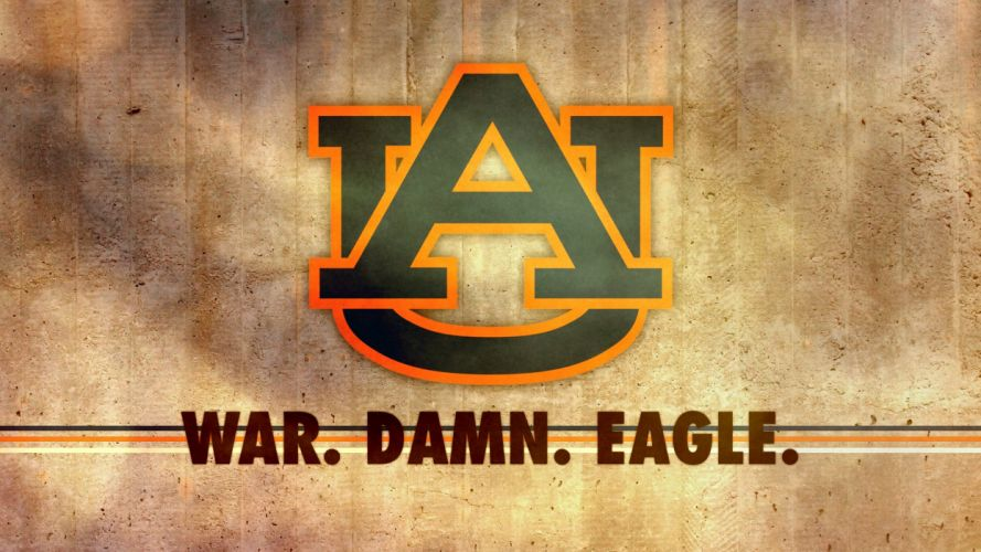 AUBURN TIGERS college football wallpaper