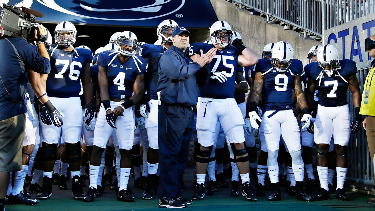 PENN STATE NITTANY LIONS college football wallpaper