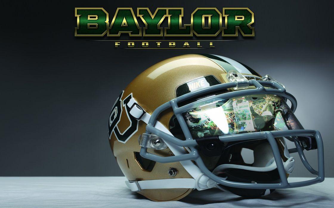 BAYLOR BEARS college football wallpaper