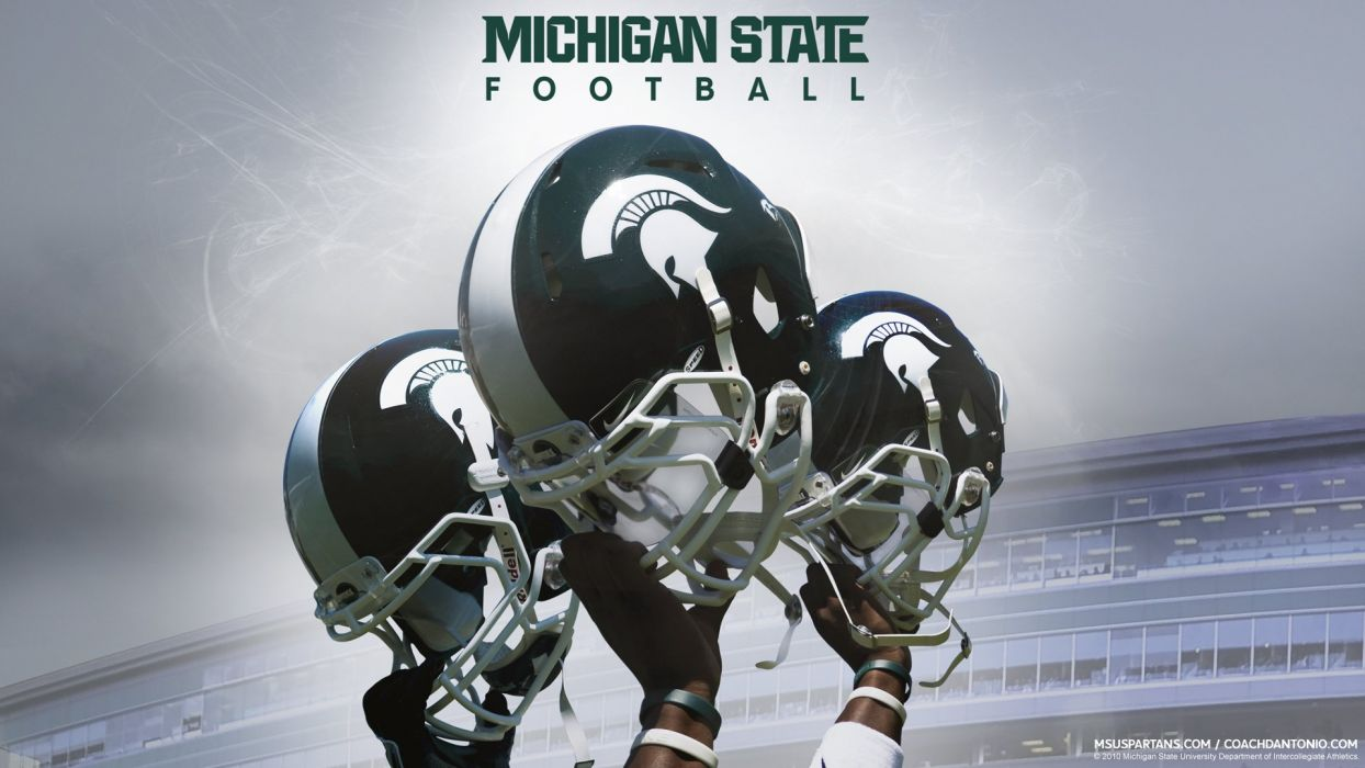 Michigan Football Desktop Wallpaper 71 Images: MICHIGAN STATE SPARTANS College Football Wallpaper