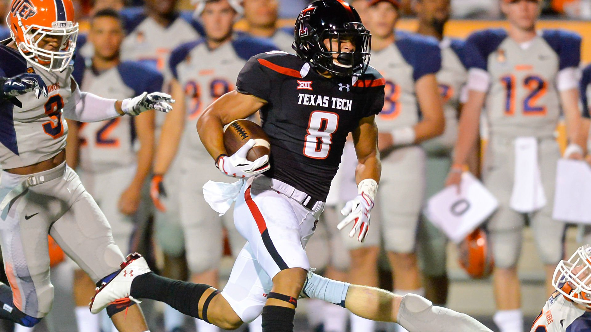 Get the latest Texas Tech Red Raiders news scores stats standings rumors and more from ESPN
