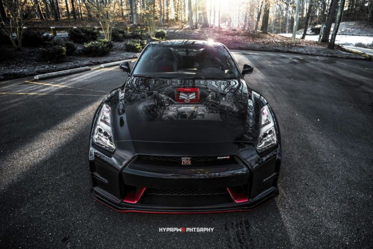 2015 nissan gtr nismo coupe cars black wallpaper