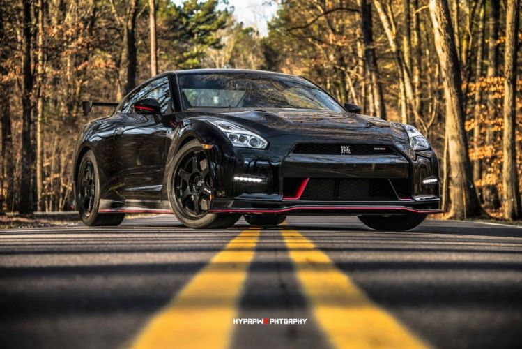 2015 nissan gtr nismo coupe cars black wallpaper